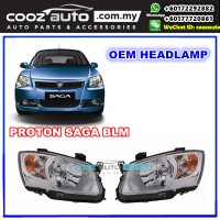 Proton Saga BLM Front Left & Right Side HeadLight HeadLamp Head Lamp