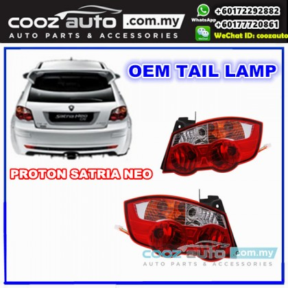 Proton Satria NEO Rear Right Driver Side TailLight TailLamp Tail Lamp