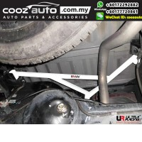 Isuzu D-Max 3.0D 2008 Auto 1st Gen Facelift Ultra Racing Rear Lower Bar 3 Points