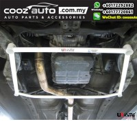 Subaru Impreza VER 7 8 9 Wagon 2.0T 2007 Ultra Racing Front Lower Bar 4 Points