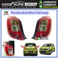 Perodua Axia G Spec Rear Tail Lamp TailLamp 1 Pcs