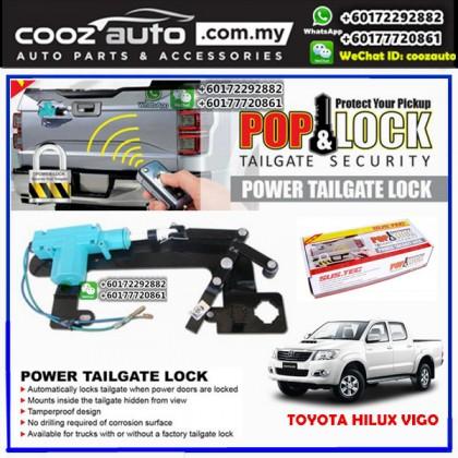 Toyota Hilux Vigo Sustec Pod & Lock Power Tailgate Security Lock