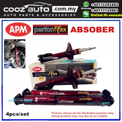 Perodua Myvi Lagi Best 2012 - 2014 APM Performax Sport Absorber Suspension
