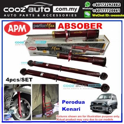 Perodua Kenari APM Performax Sport Absorber Suspension