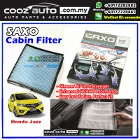 Honda Jazz 2014 - 2018 Saxo Cabin Air Cond Aircon Replacement Filter