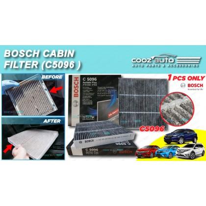Honda City 2014 - 2019 Jazz BR-V HR-V Bosch Activated Carbon Cabin Air Cond Aircon Filter