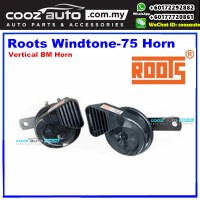 Roots Windtone-75 Vertical BM Horn Car Horn Motorcycle Horn