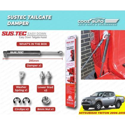 Mitsubishi Triton 2006 - 2015 SUSTEC Easy Down Rear Trunk Tailgate Gas Strut Damper
