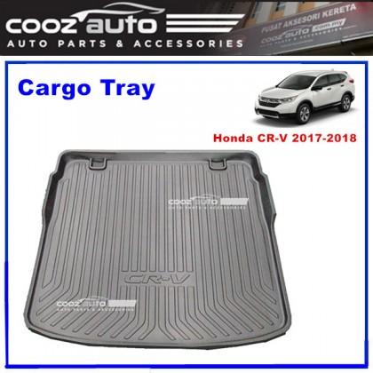 Honda CR-V 2017 - 2018 Luggage / Boot / Cargo Tray