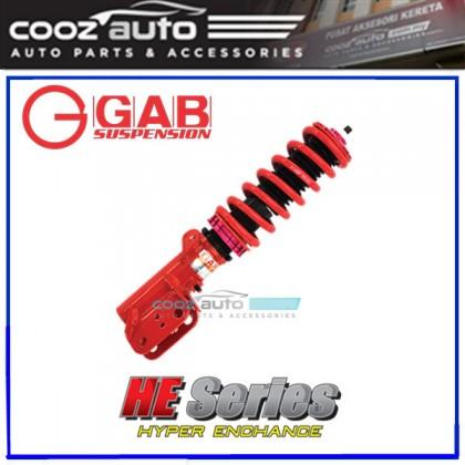 Nissan Livina 2006 - 2013 GAB HE Series Height Adjustable Suspension