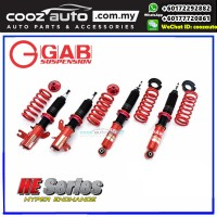 Nissan Sylphy G11 2005 - 2012 GAB HE Series Height Adjustable Suspension