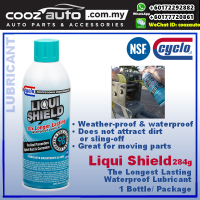 Cyclo Liquid Liqui Shield Waterproof Lubricant Aerosol Spray (1 Bottle)