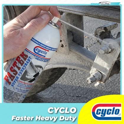 Cyclo Faster Heavy Duty Super Penetrant Spray (1 Bottle)