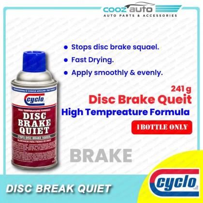 Cyclo Disc Brake Quiet, High Temperature Formula (1 Can)