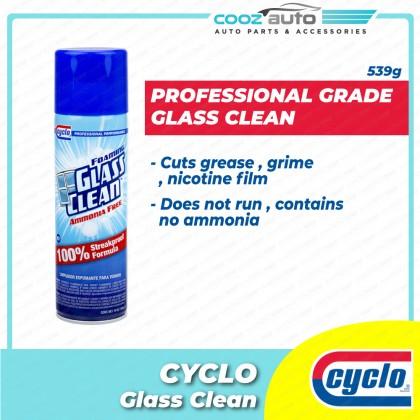 Cyclo Glass Clean, Streak Proof Foaming Cleaner (1 Bottle)