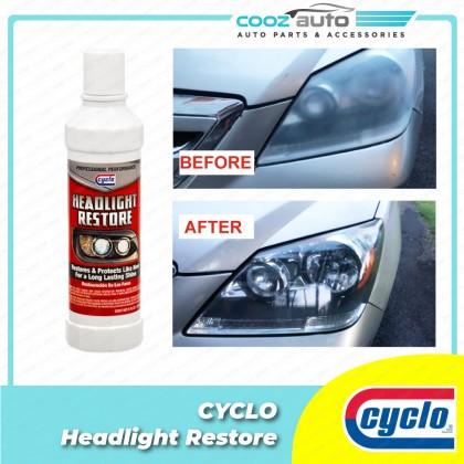 Cyclo Automotive Headlight Headlamp Restore Polish With UV Protection