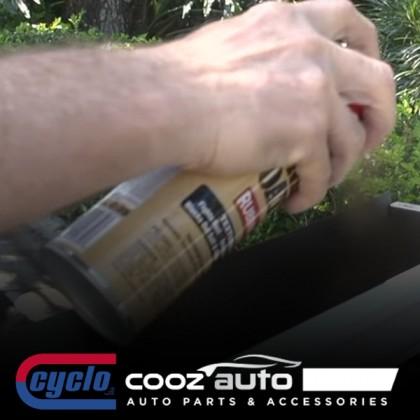 Cyclo Heavy Duty Paintable Rubberized Under Coating Aerosol Spray (1 Can)