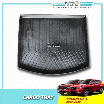 Mazda CX-5 CX5 2012 - 2020 Rear Trunk Boot Cargo Luggage Tray