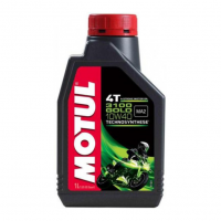 MOTUL 3100 GOLD 4T 10W40 ( 1L ) 4-Stroke engine TECHNOSYNTHESE