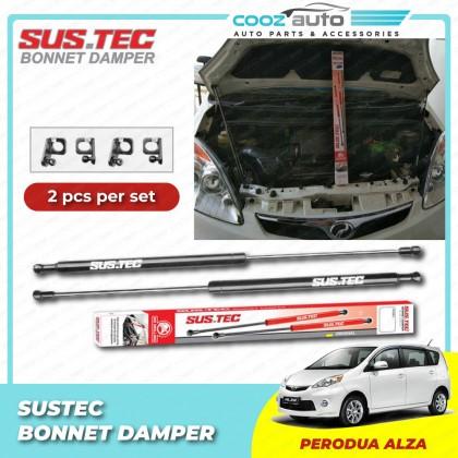 Perodua Alza Sustec Front Hood Damper Bonnet Gas Lifter TWIN STRUT