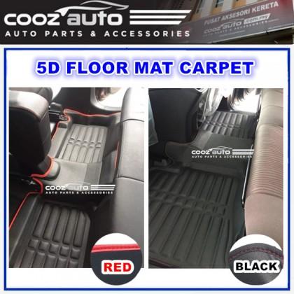 PERODUA AXIA 5D FLOOR MAT CARPET CAR FLOOR MAT