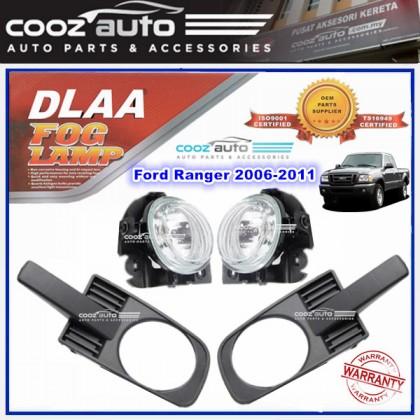 DLAA Ford Ranger / Durairor 2006 - 2011 Spotlight Fog lamp Fog light Foglamp Switch + Wiring