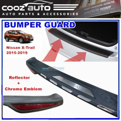 Nissan X-Trail X TRail T32 2015 - 2020 ABS Rear Bumper Guard Protector