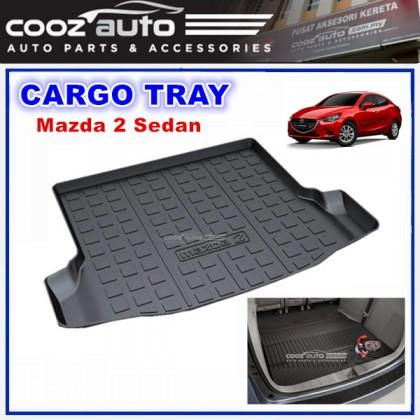 Mazda 2 Sedan Luggage / Boot / Cargo Tray