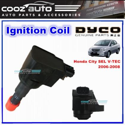 (Dyco) Honda City SEL VTEC 2006 - 2008 IGNITION COIL PLUG COIL TUBE