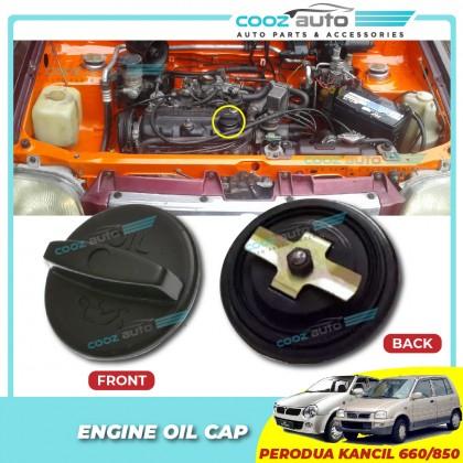 Perodua Kancil 660cc 850cc Engine Oil Cap OE Quality