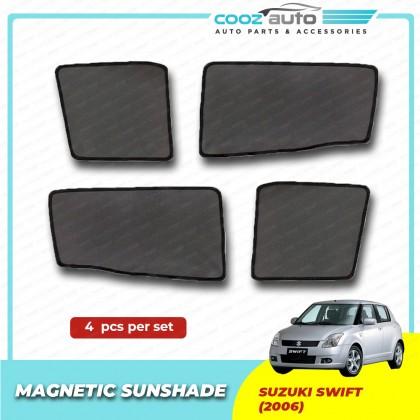 Suzuki Swift 2006 - 2012 Magnetic Sun Shade Magnet Sunshade