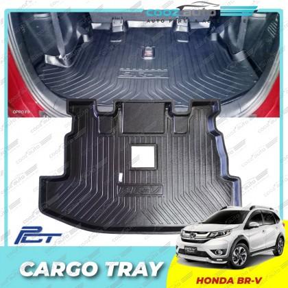 Honda BRV BR-V PE Non Slip Rear Trunk Boot Luggage / Boot / Cargo Tray