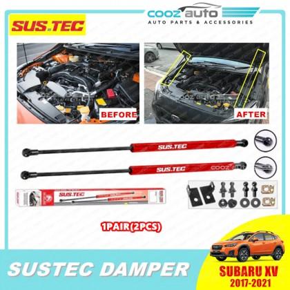 Subaru XV 2017 - 2021 Sustec Front Hood Damper Bonnet Gas Lifter TWIN STRUT