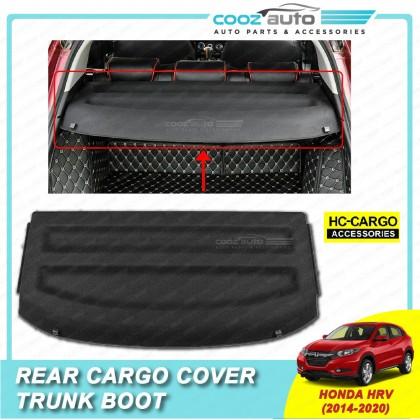 Honda HRV Rear Cargo Cover Trunk Shade Boot Security Shield Blind