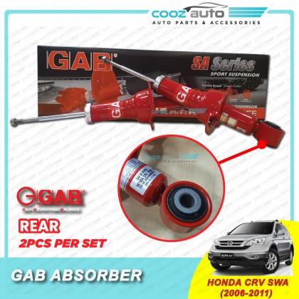 Honda CRV SWA 2006 - 2011 GAB SA Series Heavy Duty Sport Absorber Suspension