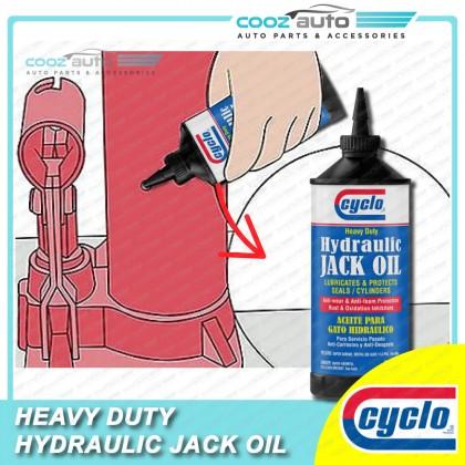Cyclo Heavy Duty Hydraulic Jack Oil (1 Bottle)