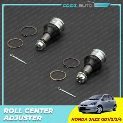 HONDA FIT / JAZZ 1st GD1 / 2 / 3 / 4 HARDRACE ROLL CENTER ADJUSTER