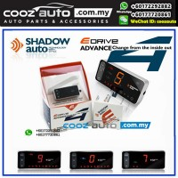 Ford Ranger T6 2010-2016 Shadow E-Drive Advance 4 Electronic Throttle Controller