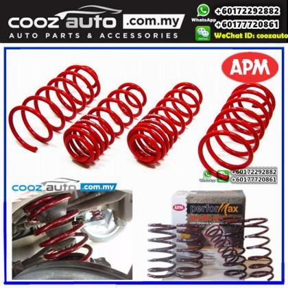 Kia Sephia APM Performax Lowered Sport Coil Spring Suspension