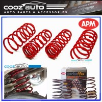 Naza Ria / Carnival APM Performax Lowered Sport Coil Spring Suspension