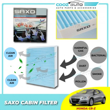 Honda CR-Z CRZ Saxo Cabin Air Cond Aircond Replacement Filter