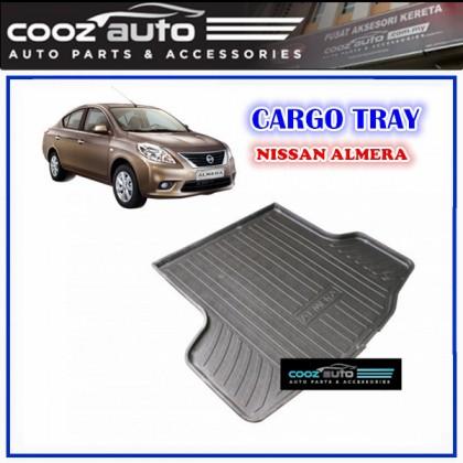 Nissan Almera Luggage / Boot / Cargo Tray