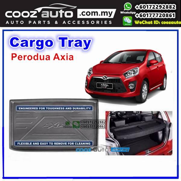 Perodua Axia Luggage / Boot / Cargo Tray