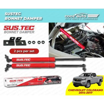 Chevrolet Colorado 2014-2017 Sustec Front Hood Damper Bonnet Gas Lifter TWIN STRUT