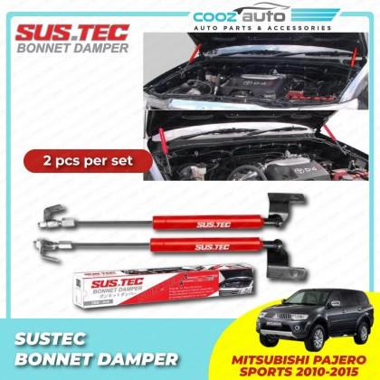 Mitsubishi Pajero Sports 2013-2015 Sustec Front Hood Damper Bonnet Gas Lifter TWIN STRUT