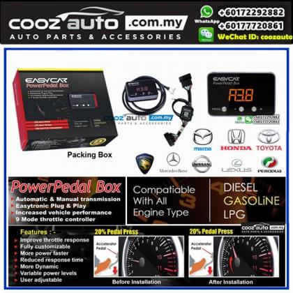 Isuzu Dmax D-max 2012-2016 EASYCAR Power Pedal Box Electronic Throttle Controller