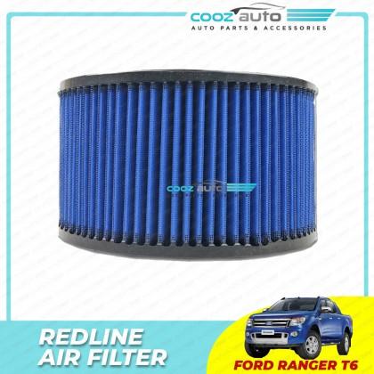 Ford Ranger T6 2.5 2012-2015 Redline Performance Washable High Flow Air Filter