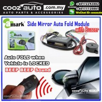 HONDA HRV HR-V 2014-2017 A-MARK Side Mirror Auto Fold Folding Controller Module With Alarm Buzzer