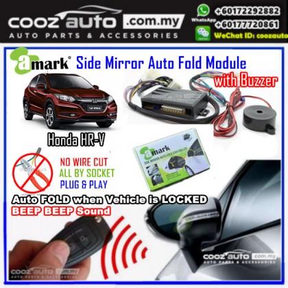 HONDA HRV HR-V 2014-2017 A-MARK Side Mirror Auto Fold Folding Controller Module With Alarm Buzzer