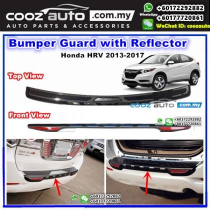 Honda HRV HR-V ABS Rear Bumper Guards Protector